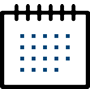 Malone Workforce Solutions - Schedule Icon
