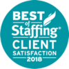 Best of Staffing - Client Satisfaction 2018