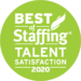 Best of Staffing - Talent Satisfaction 2020
